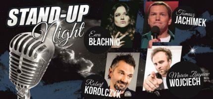 Bilety na grodziską Stand-up Night rozdane