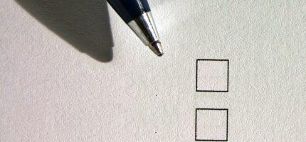 Nowy format kart do głosowania w wyborach samorządowych
