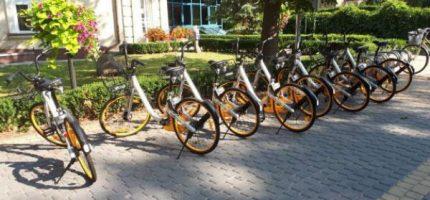 Teraz w Milanówku wypożyczysz rower i skuter