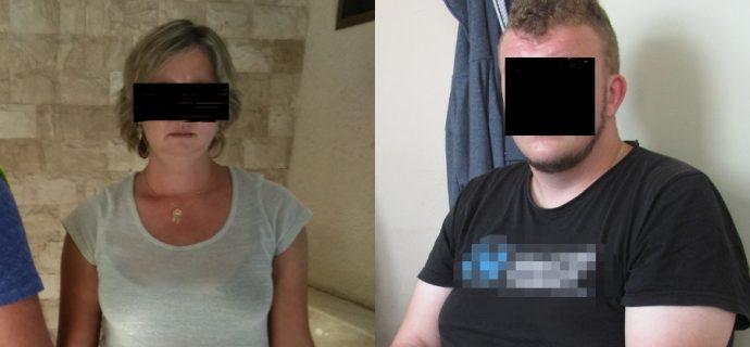 Zatrzymali parę podejrzaną o oszustwa