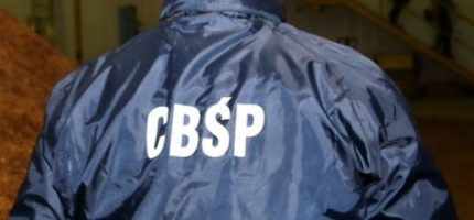 CBŚP zatrzymało komendanta nadarzyńskiej policji