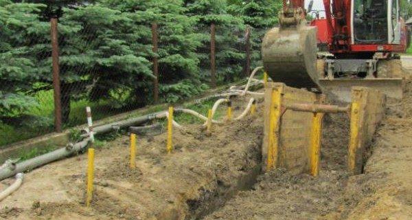 Budują kanalizację w Osowcu. W planach kolejna inwestycja