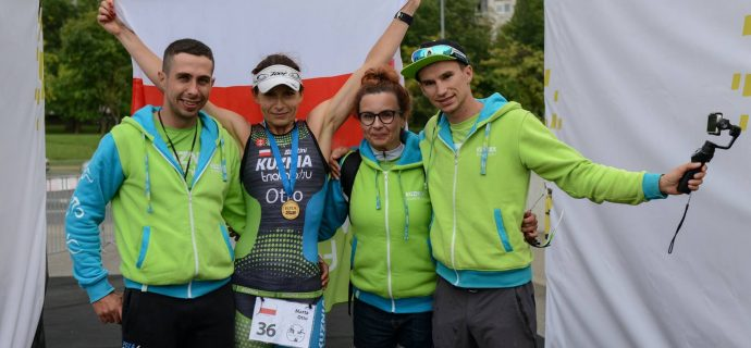 Grodziszczanka pierwszą Polką, która pokonała Podwójnego Ironmana