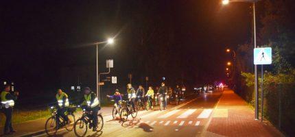 Miasto ogród inwestuje w oświetlenie LED