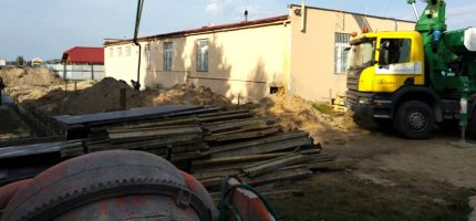 Ruszyła rozbudowa siedziby OSP Żelechów