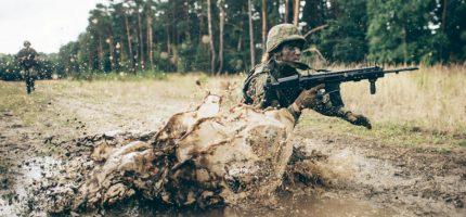 Wciąż szukają chętnych do zasilenia Wojsk Obrony Terytorialnej na Mazowszu