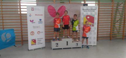 Talenty z Akademii Bogorii z medalami Grand Prix Mazowsza