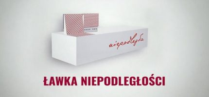 Ławka Niepodległości stanie w Milanówku
