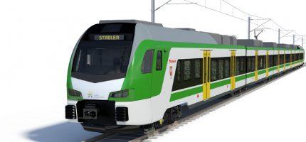 Pierwsze nowe pociągi za ponad rok