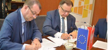 Umowa na dofinansowanie podpisana. 10 mln zł dla Grodziska