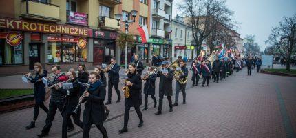 Tak Grodzisk świętował 100-lecie Niepodległości [FOTO]