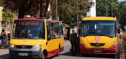 Grodzisk: Dużo głosów w ankiecie na temat komunikacji miejskiej