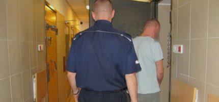 Zatrzymany za kradzieże rowerów i posiadanie narkotyków