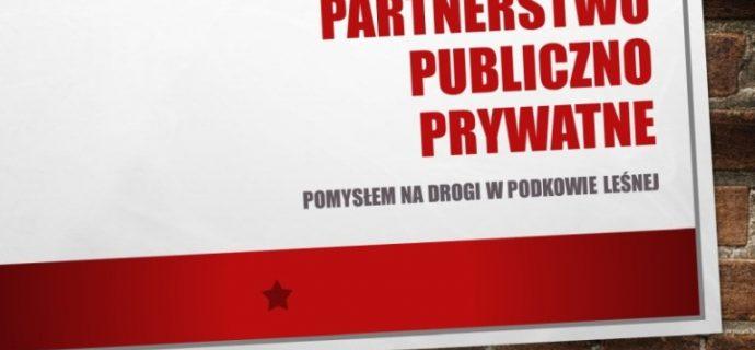 Podkowa postawi na partnerstwo publiczno-prywatne?