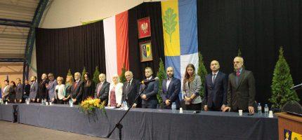 Komplet burmistrzów, wójtów i radnych zaprzysiężony