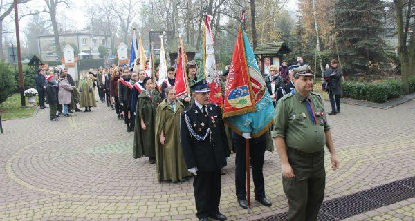 Tak Milanówek uczcił 100-lecie Niepodległości [FOTO]