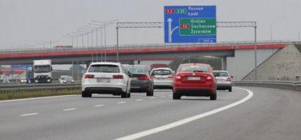Minister: Będzie trzeci pas na A2, zlikwidujemy bramki w Brwinowie