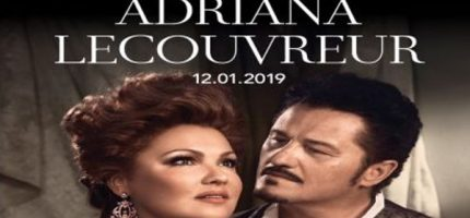 """""""Adriana Lecouvreur"""" w grodziskim CK"""