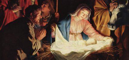 O Bożym Narodzeniu słów kilka…