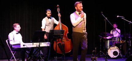 Muzyka Franka Sinatry w grodziskim CK