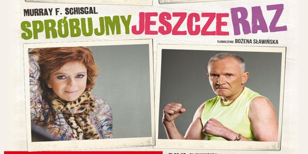 Siudym i Zającówna w spektaklu w Podkowie