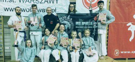 Sukscesy karateków grodziskiej Sparty w Pucharze Smoka