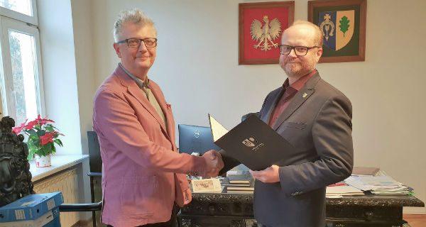 Piotr Iwicki nowym sekretarzem Milanówka