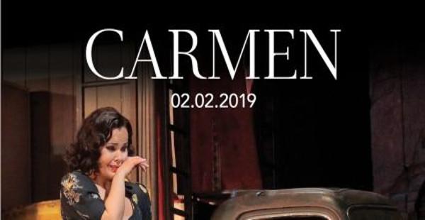 """""""Carmen"""" znów w Centrum Kultury"""