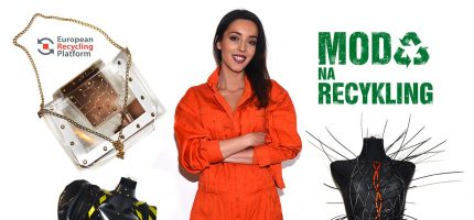 Moda na recykling w Grodzisku