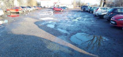 Miasto planuje nowe parkingi