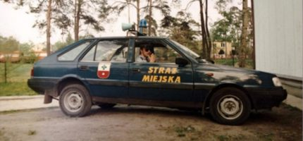 Milanowska straż miejska istnieje już 28 lat