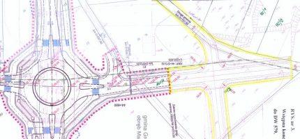 MZDW wybuduje rondo na 579, a gmina drogę dojazdową