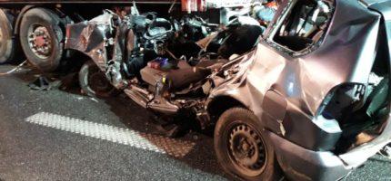 Policja szuka świadków śmiertelnego wypadku na A2