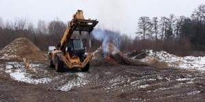 Dwa mandaty za spalanie odpadów