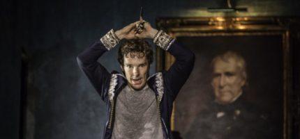 """""""Hamlet"""" z Benedictem Cumberbatchem w grodziskim CK"""