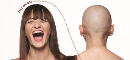 Daj włos – pomożesz osobom walczącym z rakiem