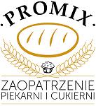 Promix sp. z o.o. – zaopatrzenie piekarni, cukierni, lodziarni i gastronomii.