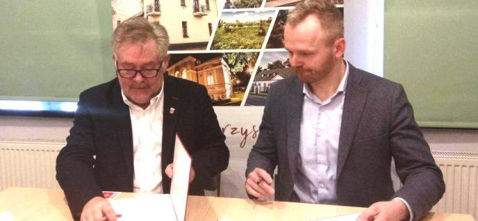 Umowa na przebudowę ul. Promiennej podpisana