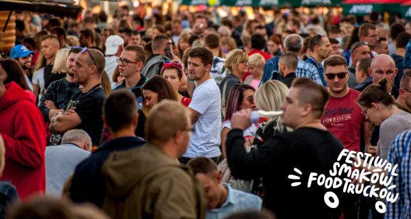 Festiwal Smaków Food Trucków w Grodzisku. Znamy zdobywców bonów!