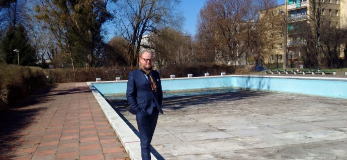 Milanowski basen ożyje na nowo