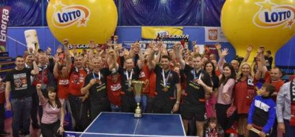 Bogoria mistrzem Polski!!!