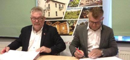 Umowa na budowę kolejnej świetlicy podpisana