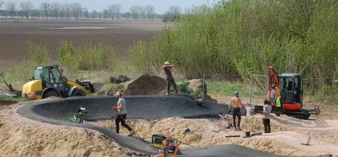 Pumptrucki powstaną nie tylko w Milanówku
