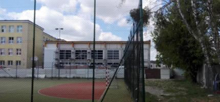 Budowa sali gimnastycznej idzie do przodu