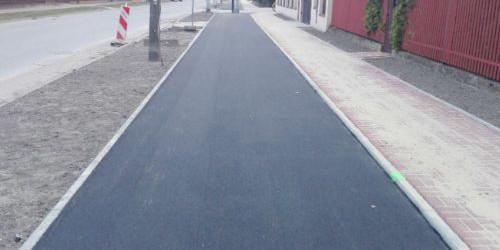 Powstanie kolejna droga rowerowa wzdłuż trasy 719
