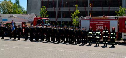 Dzień Strażaka w grodziskiej komendzie