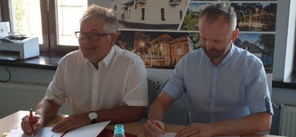 Umowa na budowę al. Olszowej podpisana