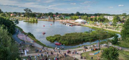 Aktywny weekend w Grodzisku. Imprezy dla mieszkańców na strzelnicy i Stawach Walczewskiego