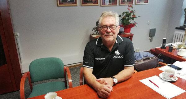 Grzegorz Benedykciński już 25 lat na stanowisku burmistrza