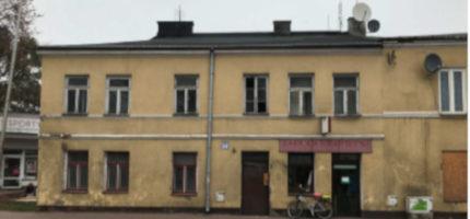 Wykonawca rozbiórki budynku na Sienkiewicza poszukiwany